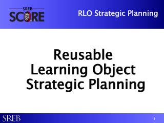 RLO Strategic Planning