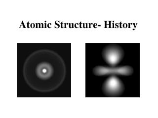 Atomic Structure- History
