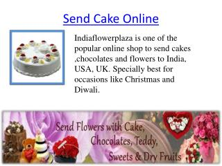 Christmas gifts to india by indiaflowerplaza.