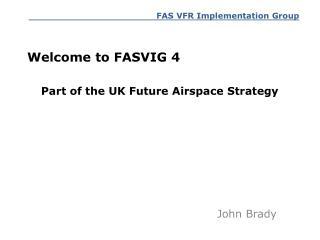 Welcome to FASVIG 4