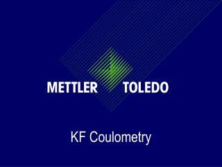 KF Coulometry