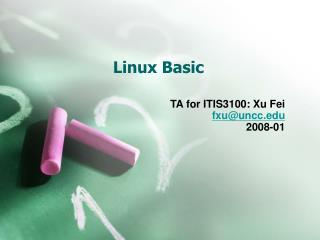 Linux Basic