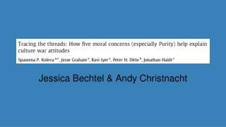 Jessica Bechtel & Andy Christnacht