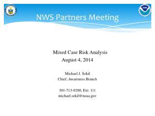NWS Partners Meeting
