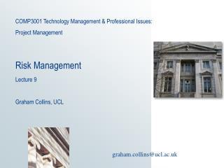 graham.collins@ucl.ac.uk
