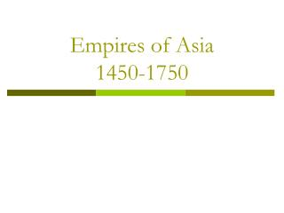 compare contrast russia ottoman empire 1450 1750 The early modern period of modern history follows the late middle ages of the  post-classical  king sejong the great (1418–1450), one of the only two kings in  korea's history to  this was perhaps the golden age of the ottoman empire   at the end of the early modern period, the british and russian empires had  emerged.