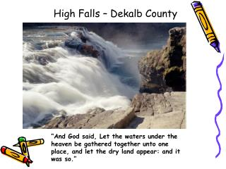 High Falls – Dekalb County