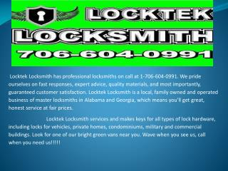 Commercial & Residential, Auto and Emergency Locksmith - Smi