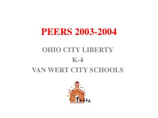 PEERS 2003-2004