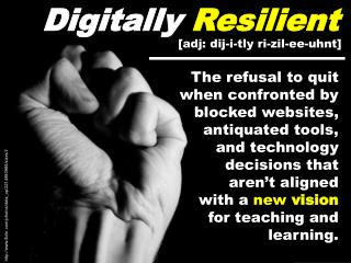 Digitally  Resilient