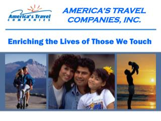 AMERICA'S TRAVEL  COMPANIES, INC.