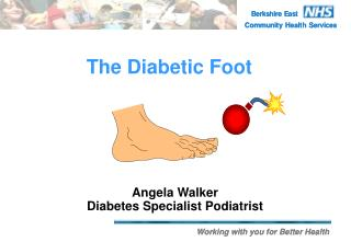 The Diabetic Foot