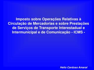 Helio Cardoso Amaral