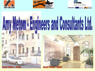 Amy Metom - Engineers and Consultants Ltd.