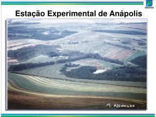 Esta��o Experimental de An�polis