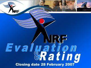 Closing date 28 February 2007