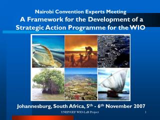 Nairobi Convention Experts Meeting