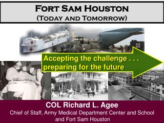 Fort Sam Houston (Today and Tomorrow)