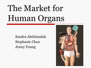 The Market for Human Organs