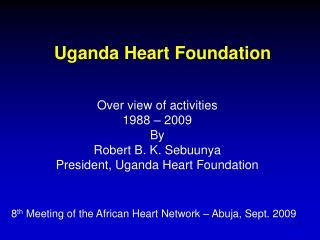 Uganda Heart Foundation