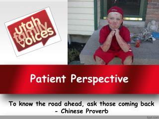 Patient Perspective
