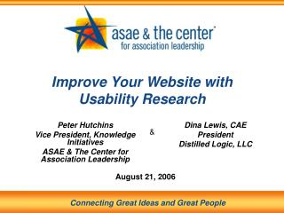 Improve Your Website with Usability Research
