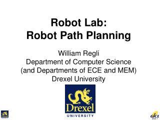 Robot Lab: Robot Path Planning