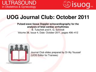 UOG Journal Club: October 2011