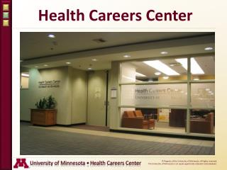 Health Careers Center