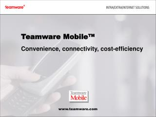 Teamware Mobile™
