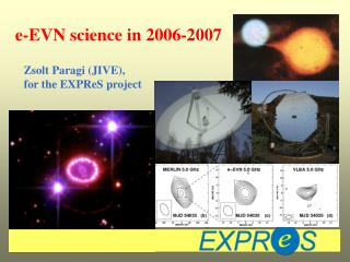 e-EVN science in 2006-2007