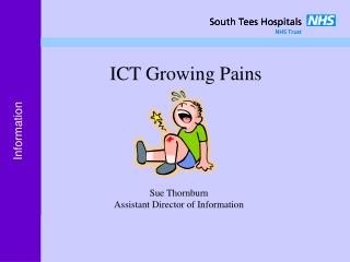 ICT Growing Pains