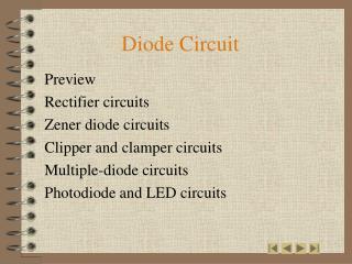 Diode Circuit