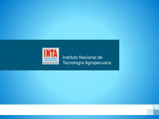 Instituto Nacional de Tecnología Agropecuaria