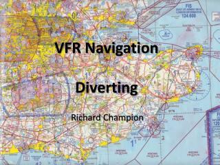 VFR Navigation Diverting