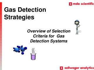Gas Detection Strategies
