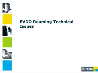 EVDO Roaming Technical Issues