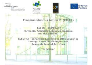 Erasmus  Mundus  Action 2  (EMA2)