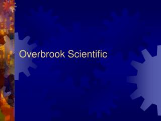 Overbrook Scientific