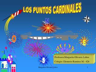 LOS PUNTOS CARDINALES