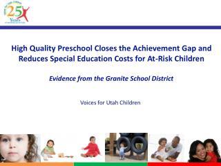 Voices for Utah Children