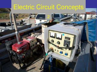 Electric Circuit Concepts