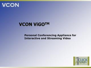 VCON ViGO TM