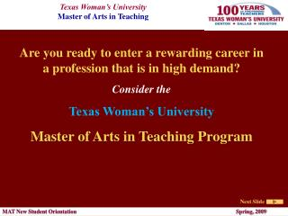 Are you ready to enter a rewarding career in a profession that is in high demand? Consider the