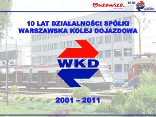 2001 � 2011