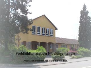 Wohlfühlkonzept der Nibelungenschule Prozessorientiertes Arbeiten mit Kindern