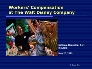 Workers� Compensation  at The Walt Disney Company