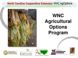 WNC Agricultural Options Program