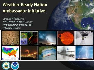 Weather-Ready Nation Ambassador Initiative