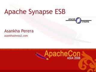 Apache Synapse ESB